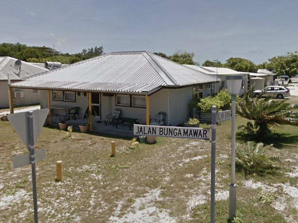 Google Maps Bilang Ada Angkringan dan Warteg di Pulau Natal