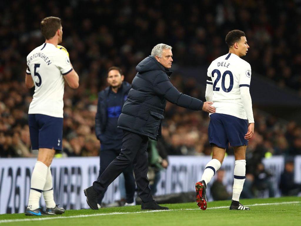 Sir Alex Pernah Minta Mourinho Datangkan Dele Alli ke MU