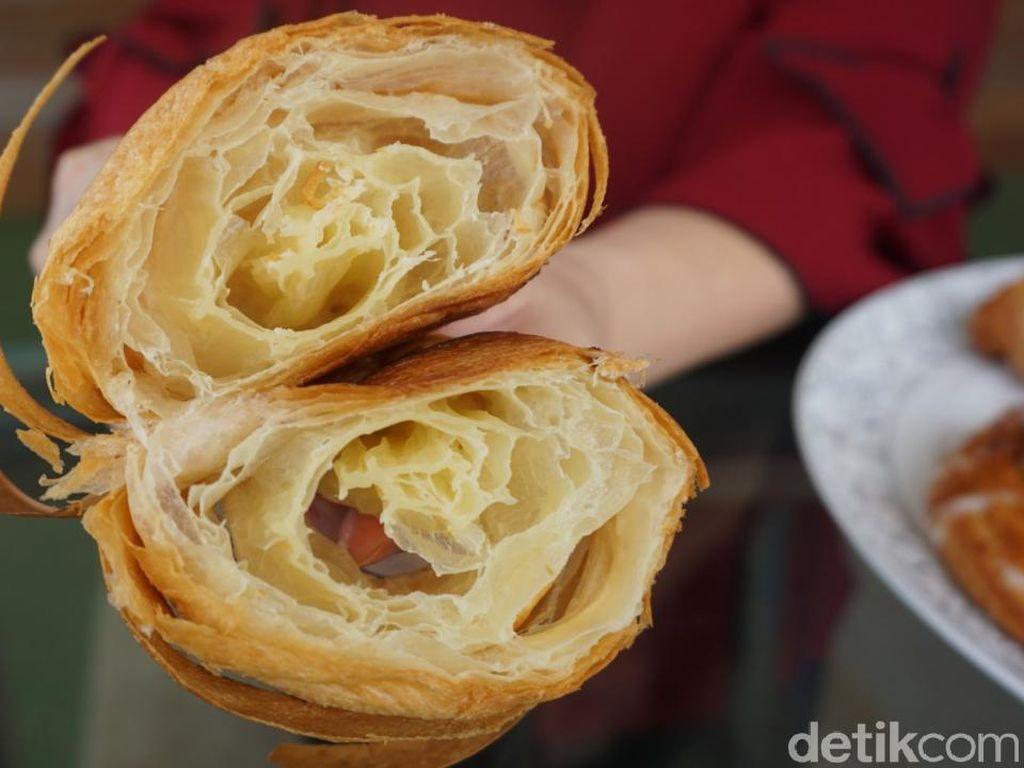 Don Bakeshop: Croissant Artisan Bikinan Pastry Chef Seharga Rp 8 Ribu
