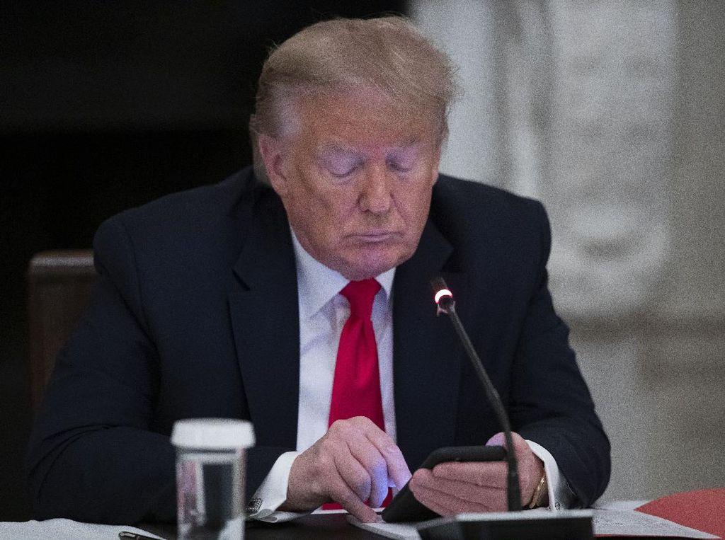 Trump Bakal Larang Pekerja Asing Masuk AS, Ini Alasannya