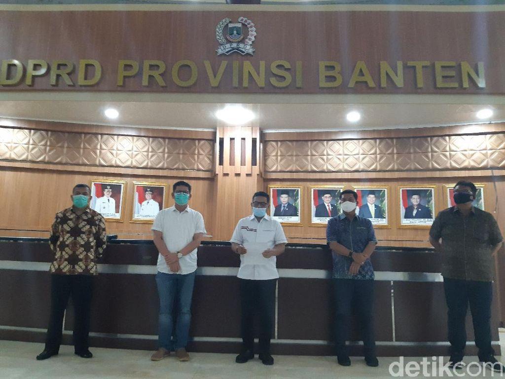 Raperda 2021, Pendapatan Pemprov Banten Ditargetkan Rp 11.308 T