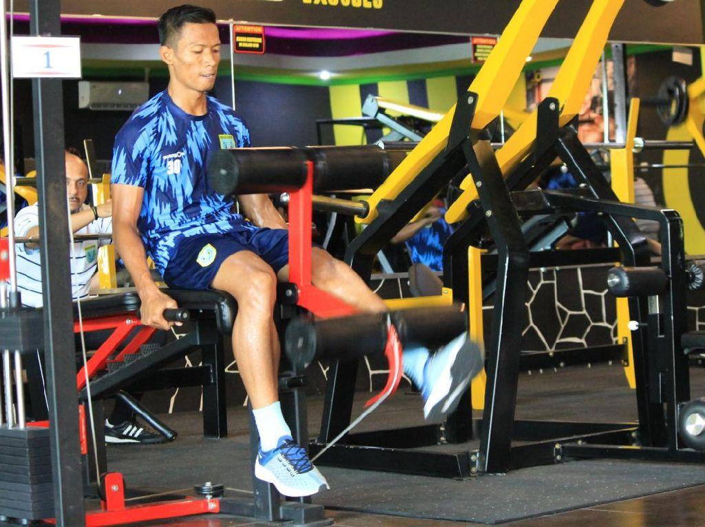 Shopee Liga 1 Lanjut, Kabar Baik untuk Kapten Persela Lamongan