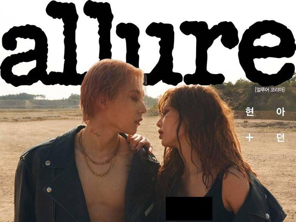Makin Romantis, HyunA dan DAWN Siapkan Album Baru