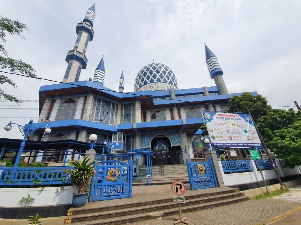 Masjid Al-AzharBekasi Matikan AC-Kipas Angin untuk Cegah Corona, Ini Kata Pakar