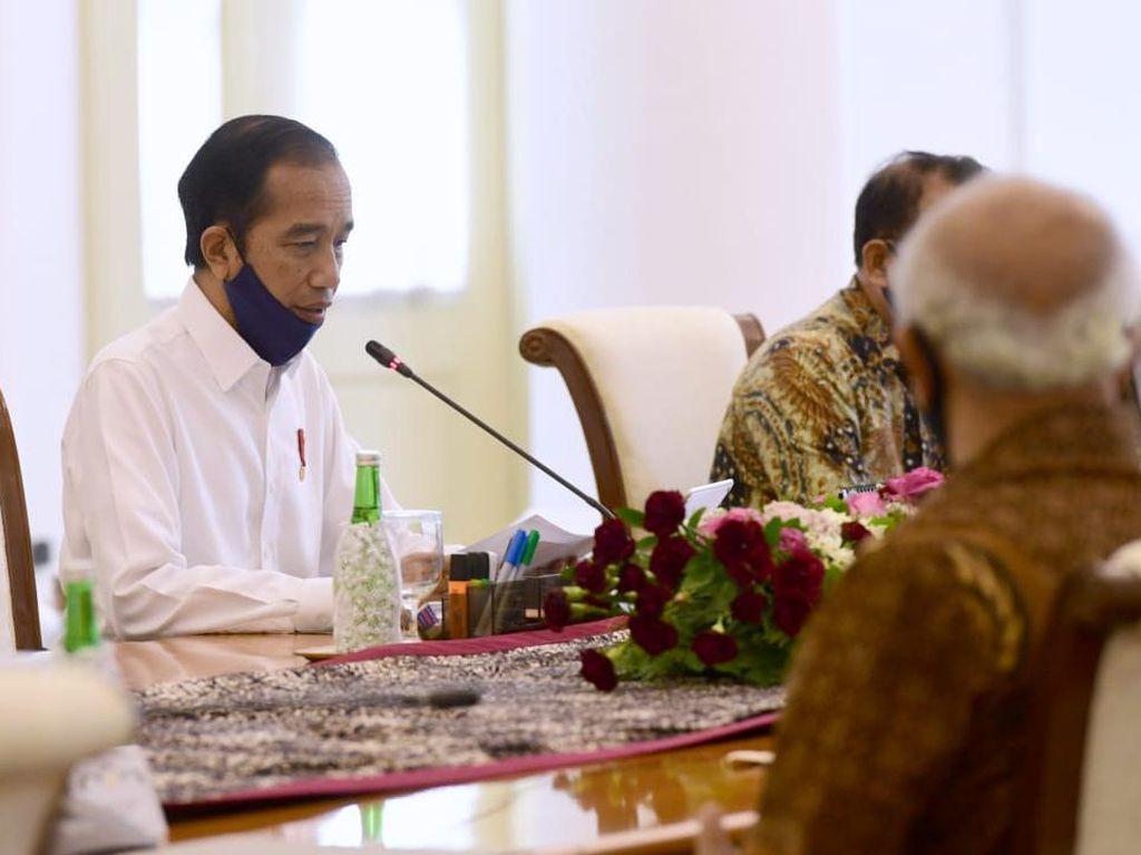 Jokowi: Krisis Ekonomi Global Betul-betul Nyata!