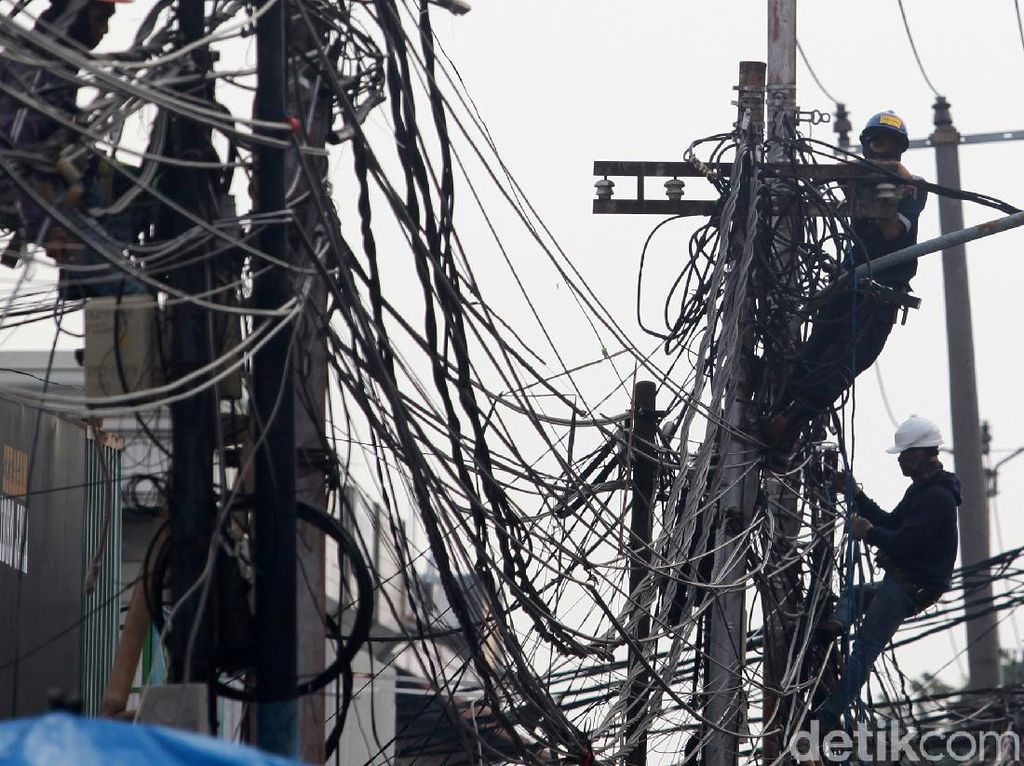 Apjatel Keluhkan Tingginya Sewa Lahan Jaringan Utilitas di Surabaya