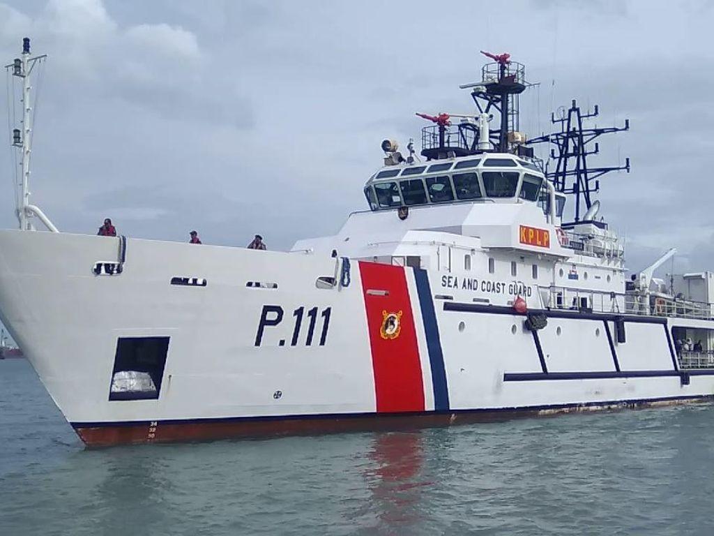 Pemisahan Selat Sunda dan Lombok, 6 Kapal Disiagakan Latihan Patroli
