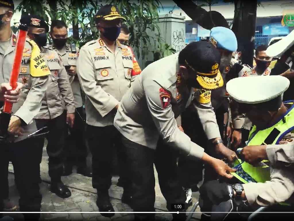 Kapolda Apresiasi Disabilitas Supeltas di Ciledug: Terima Kasih Bantu Polisi
