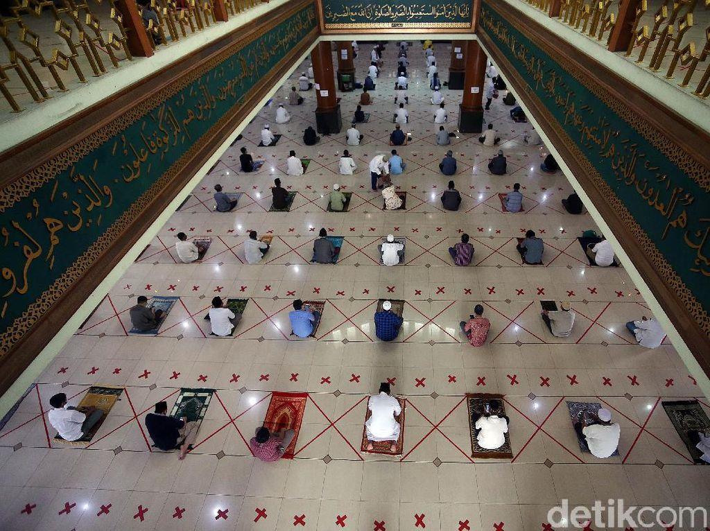 DMI Jakarta Imbau Warga yang Salat Idul Adha Patuhi Protokol COVID