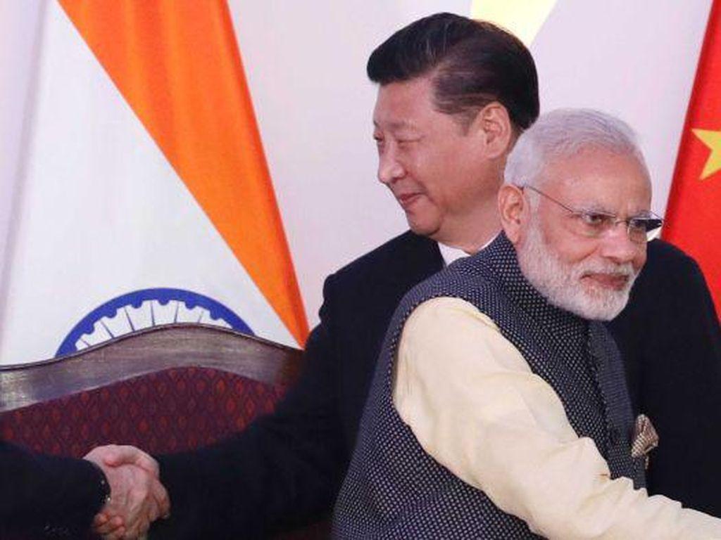 Duh! Bentrokan China-India Ancam Ekonomi Kedua Negara