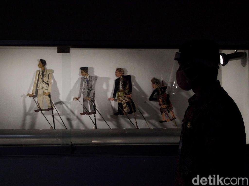 Museum Wayang Kembali Sambut Pengunjung di Era New Normal