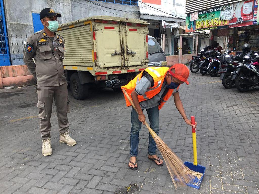 Satpol PP DKI: Sanksi Denda Selama PSBB Terkumpul Rp 1,6 M Lebih