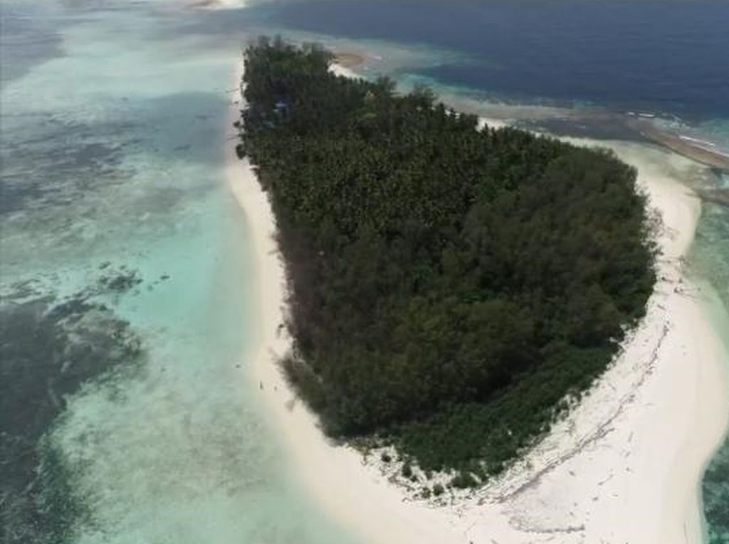 Selidiki Jual Beli Pulau Malamber, Polisi Temukan Kejanggalan