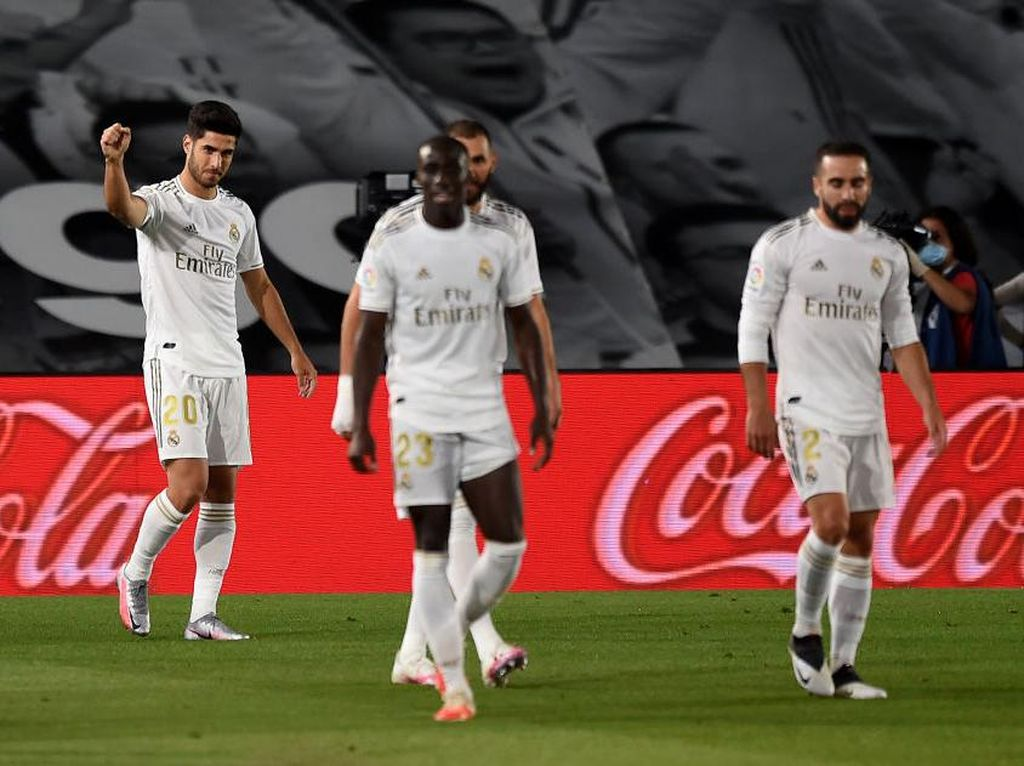 Klasemen Liga Spanyol: Real Madrid Jaga Margin Poin dari Barcelona