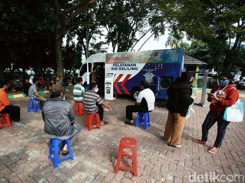 Lokasi dan Jadwal Layanan SIM di Jakarta Hari Ini