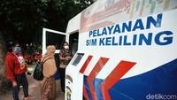 Ini Lokasi SIM Keliling Wilayah DKI Jakarta Hari Ini, Cuma Ada di 5 Wilayah!