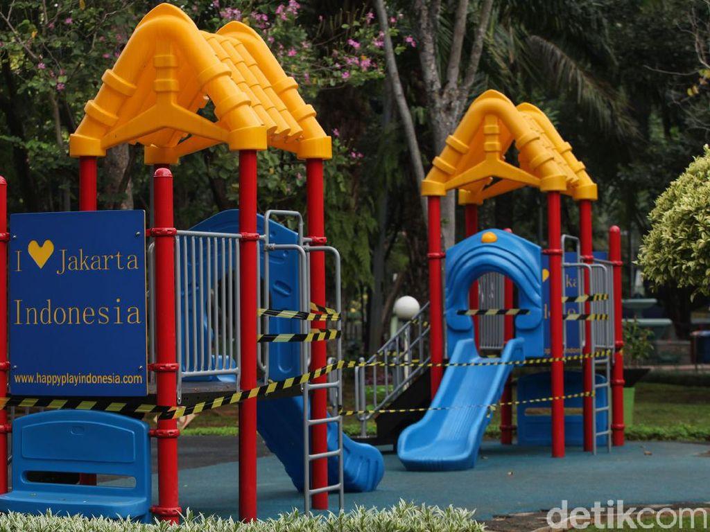Ingat Lagi Istilah HBKB, SIKM, RPTRA, di Masa PSBB Jakarta