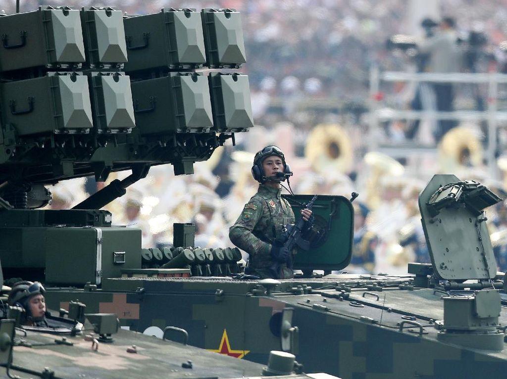 China dan India Memanas, Begini Perbandingan Kekuatan Militer Kedua Negara