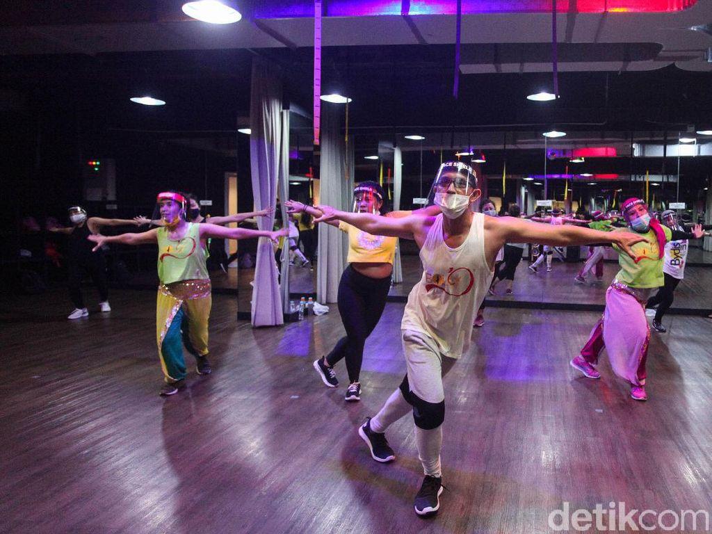 Di DKI, Olahraga Intensitas Tinggi untuk Kesehatan Dibolehkan Tak Pakai Masker