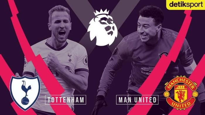 Tottenham Vs Man United: 1-1