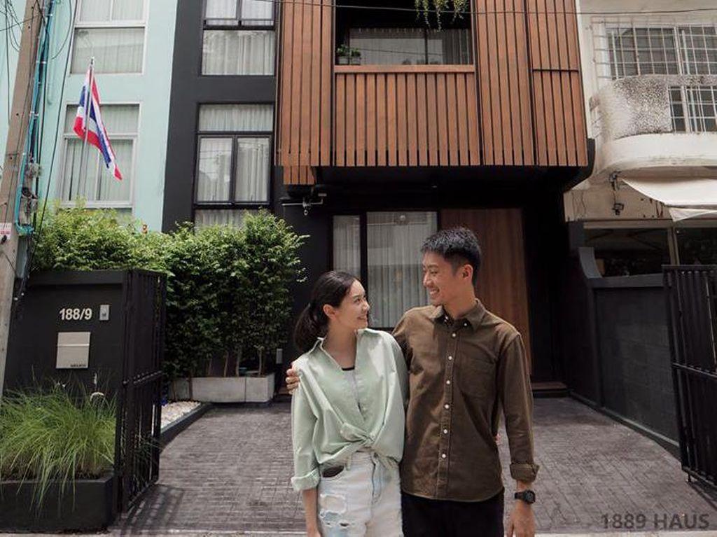 Foto: Viral Transformasi Rumah Tua Jadi Hunian Minimalis yang Kekinian