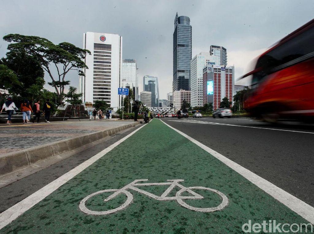 Aksi Ngeri Begal Lukai Pesepeda di Selatan Jakarta