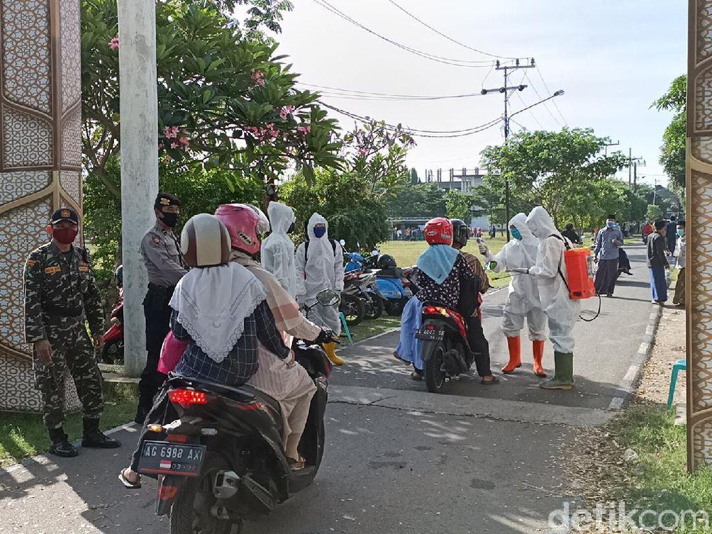 Ribuan Santri Lirboyo Kediri Kembali ke Ponpes, Begini Protokol Kesehatannya