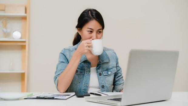 Kafein pada kopi lebih tinggi daripada teh