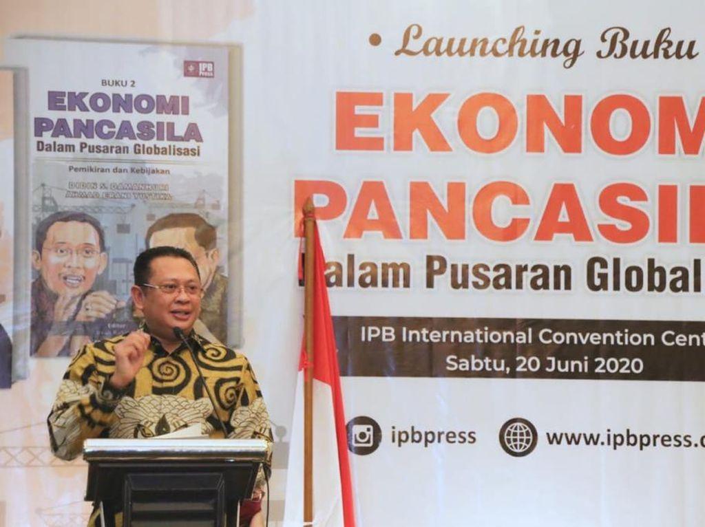 Hadapi Krisis Global, Ketua MPR: Saatnya Kembali ke Ekonomi Pancasila
