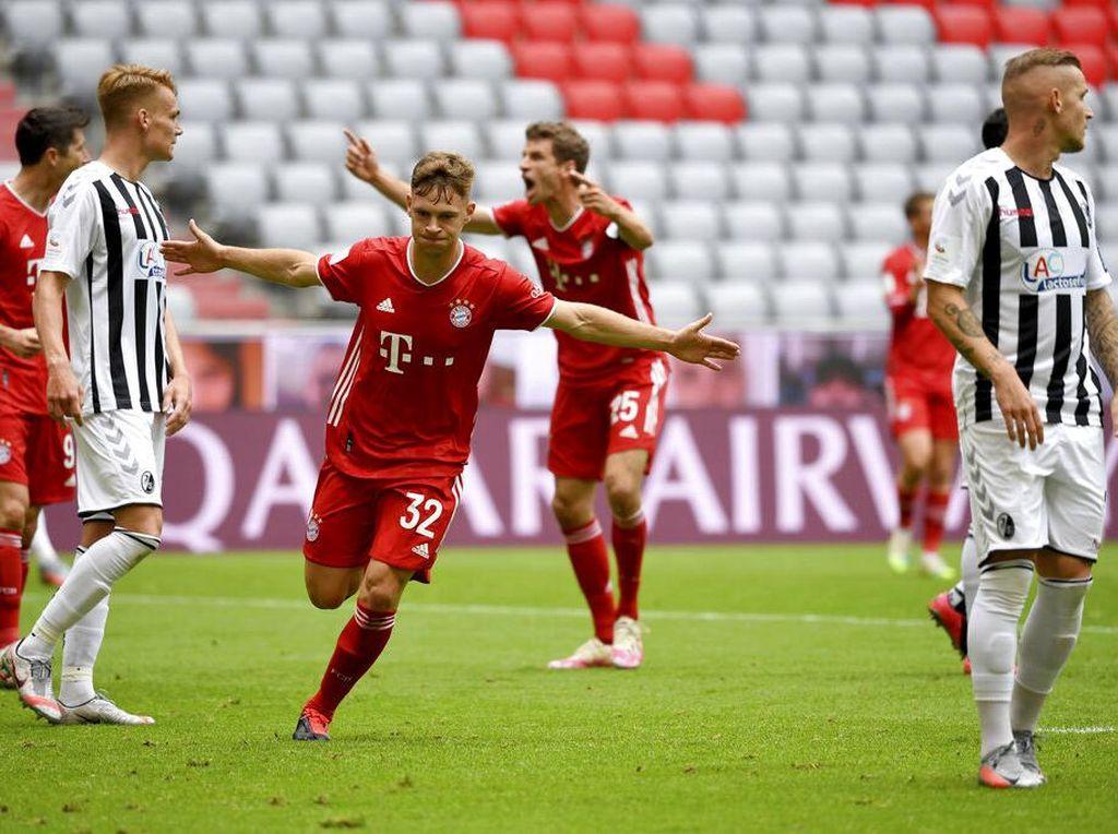Bayern Vs Freiburg: Lewandowski Dua Gol, Die Roten Menang 3-1