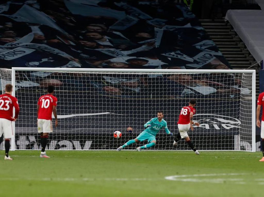 Manchester United Raja Penalti
