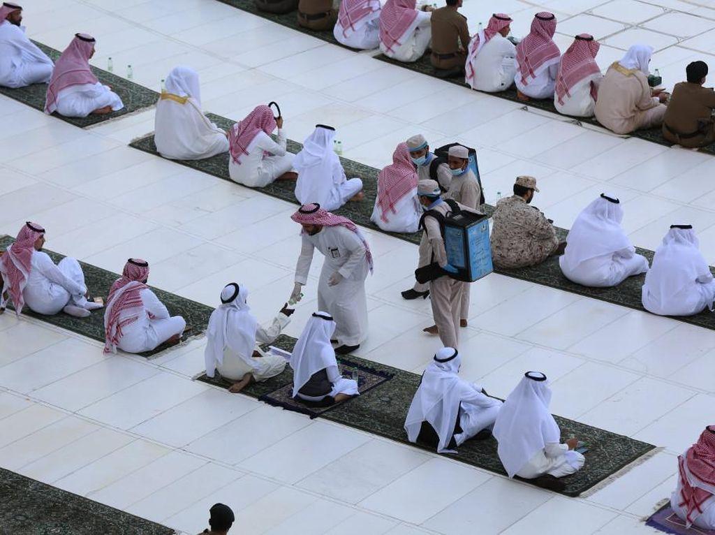 3 Bulan Tutup Imbas Corona, Masjid-masjid di Mekah Buka Kembali 21 Juni