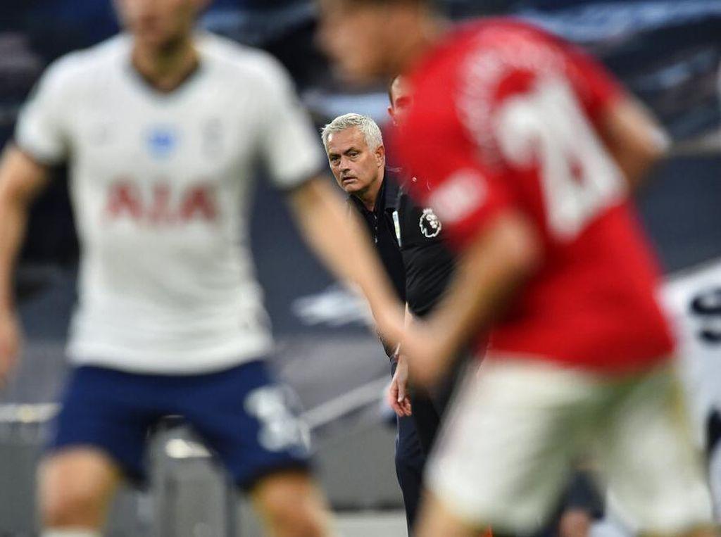Kata Mourinho, Spurs Manfaatkan Kelemahan MU yang Satu Ini