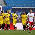 Link Live Streaming RB Leipzig Vs Dortmund
