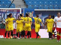 Tumpas Leipzig, Dortmund Pastikan Finis Runner-Up Bundesliga