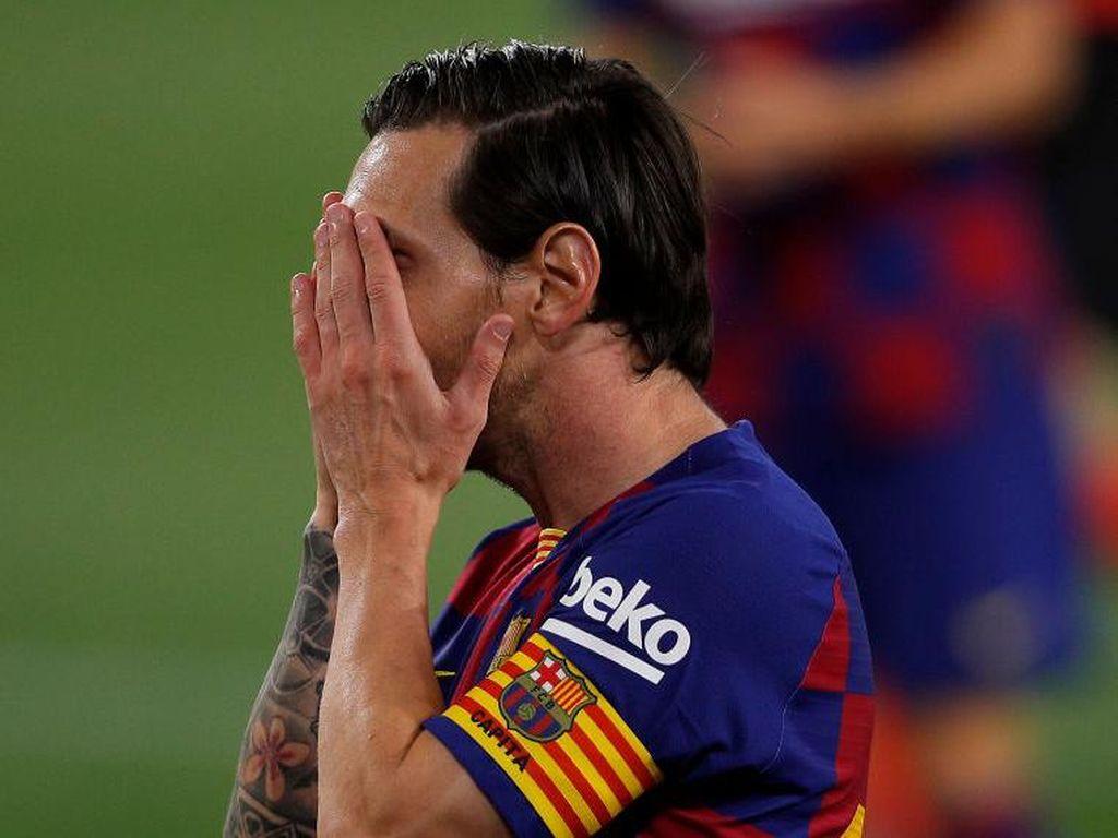 Kini Messi Vs Griezmann, Sebelumnya Ada Messi Vs Ter Stegen