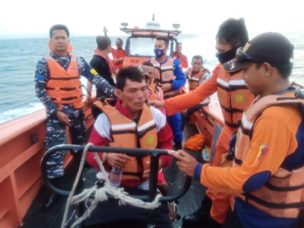 3 Nelayan Hilang di Selat Sunda Selamat, 7 Orang Masih Dicari