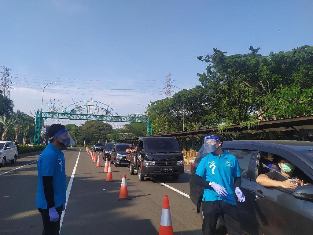 Kunjungi Ancol, Warga yang Tak Punya e-Ticket Diputarbalik di Pintu Gerbang