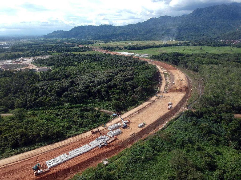 Proyek Tol Trans Sumatera Terancam Molor 2 Tahun