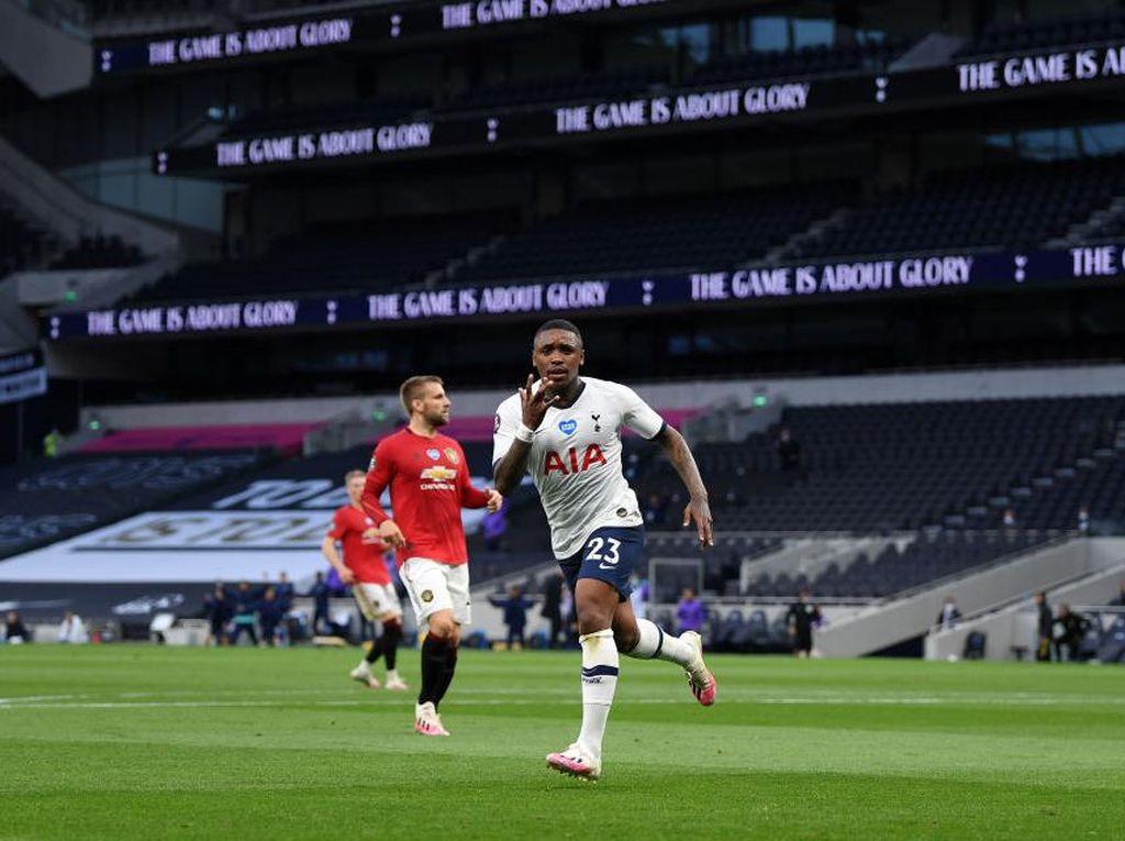 Tottenham Vs MU: Spurs Ungguli Setan Merah di Babak Pertama