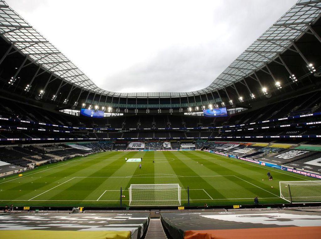 Susunan Pemain Tottenham Hotspur Vs MU