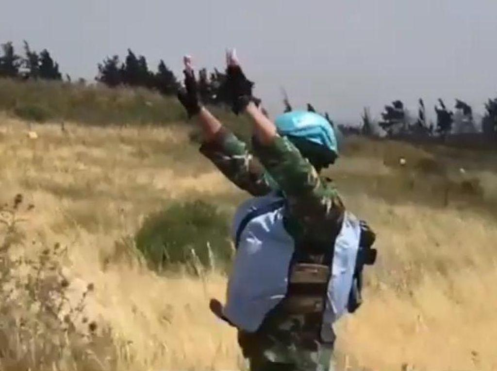 Awal Mula Prajurit TNI Halau Tank Israel di Perbatasan Lebanon