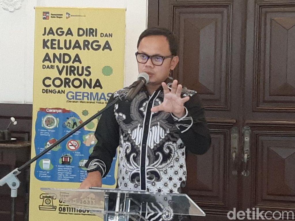 Walkot Bima Arya Akui Bus Gratis Bantu Urai Kepadatan di Stasiun Bogor