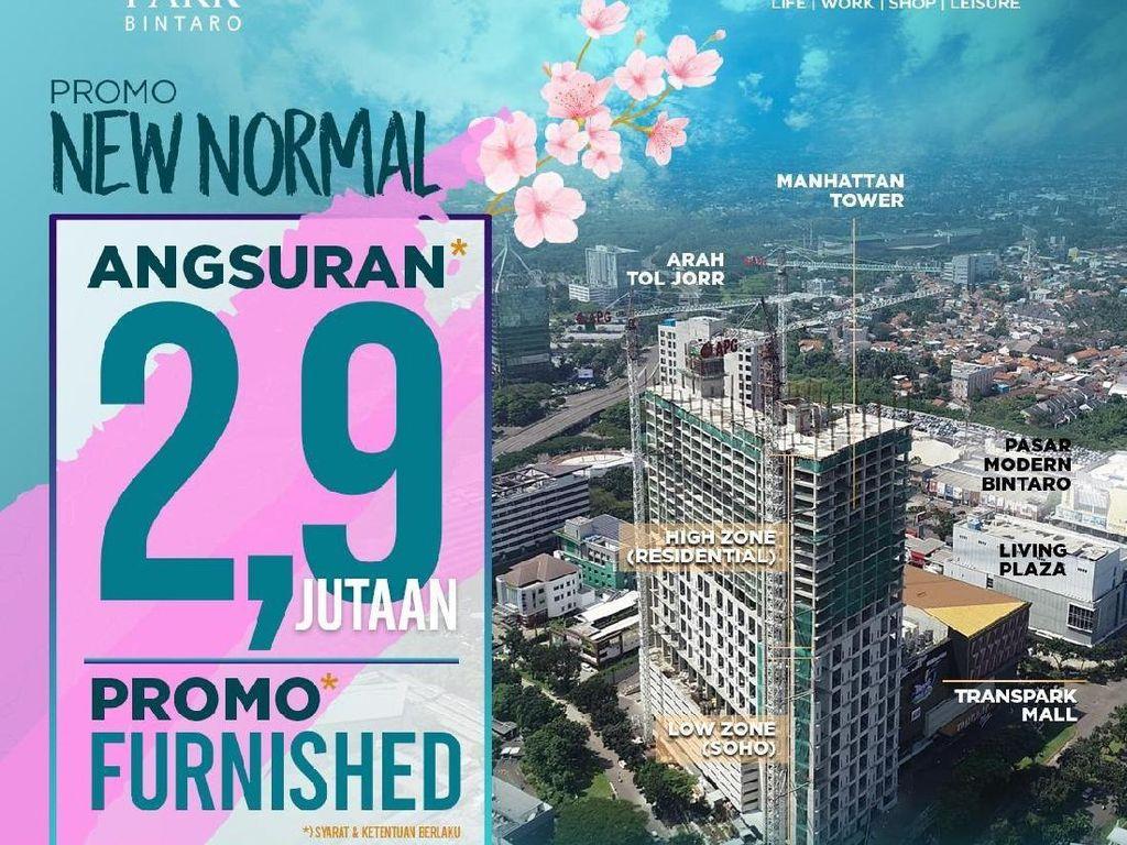 New Home di New Normal Hanya Rp 2,9 Juta per Bulan