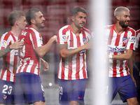 Atletico Vs Valladolid: Los Rojiblancos Menang Susah Payah