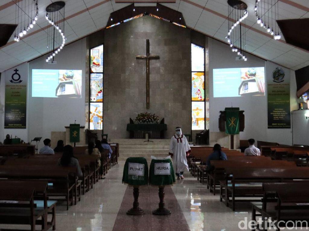 Gereja di Bandung Kembali Beroperasi Mulai Agustus