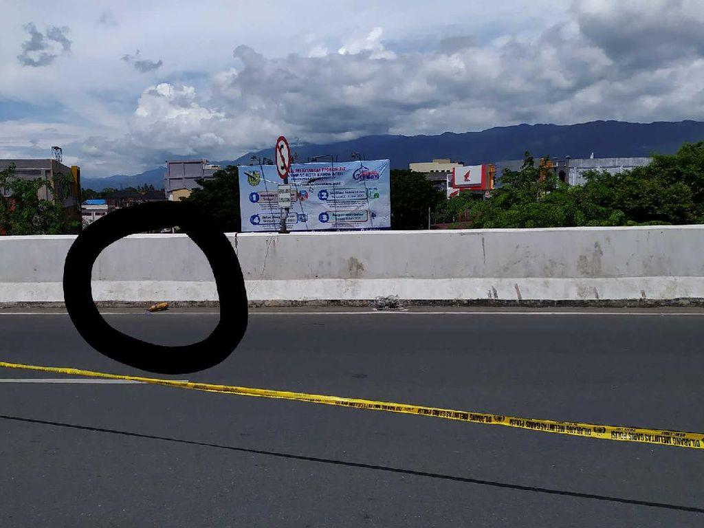 Geger Bom Terikat Bendera Bulan Bintang di Kota Gemilang
