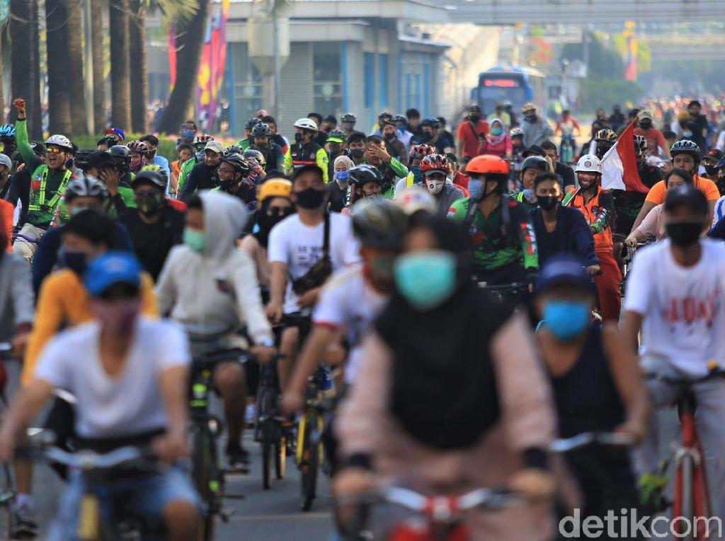Epidemiolog: Jakarta Bisa Masuki PSBB Fase II tapi Harus 3M