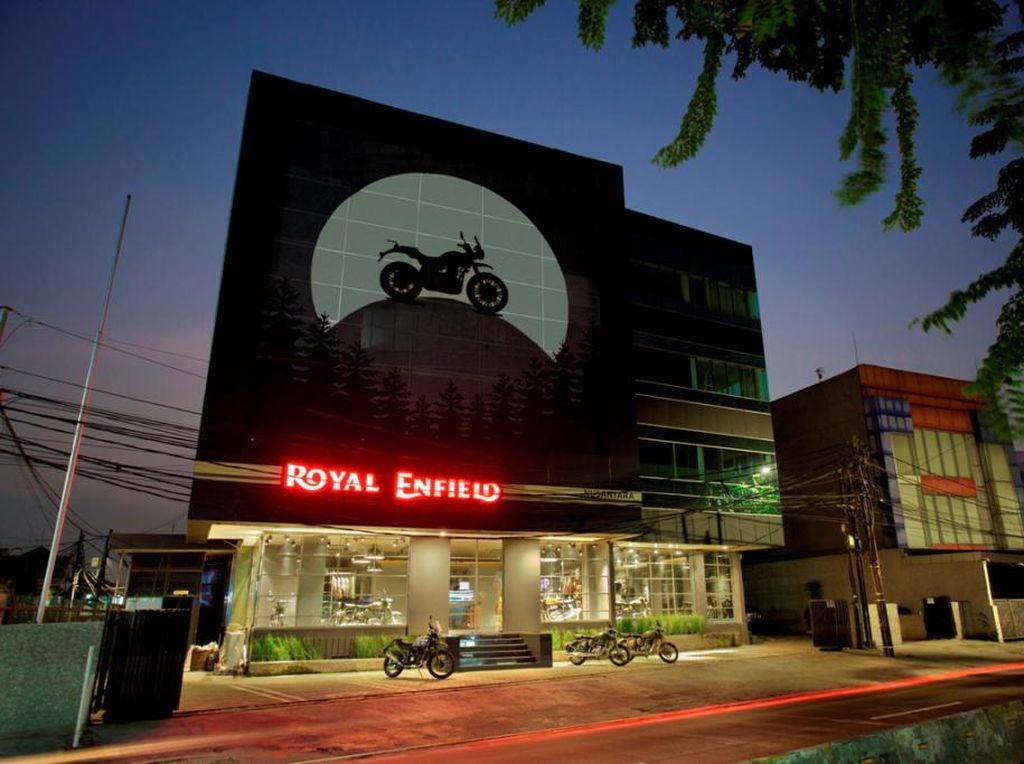 Royal Enfield Bikin Pabrik di Thailand, Kenapa Tidak di Indonesia?