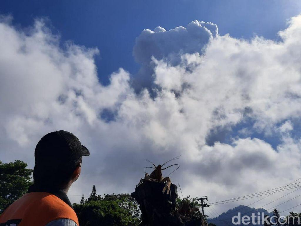Gunung Merapi Erupsi Lagi untuk Kedua Kalinya Selang 14 Menit